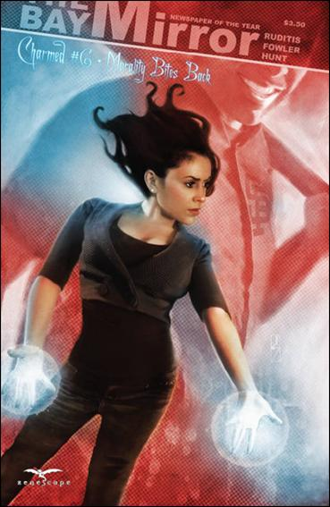 Charmed (2010) 6-A by Zenescope Entertainment