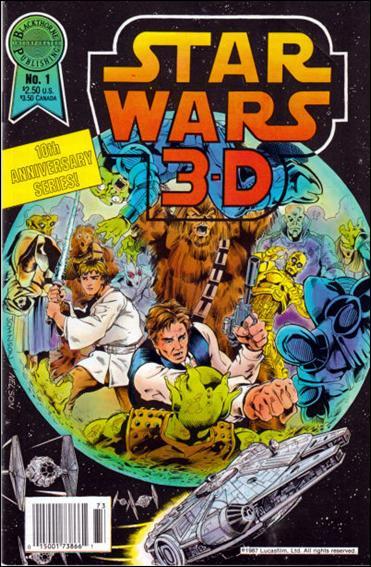 Star Wars: 3-D 1-A by Blackthorne