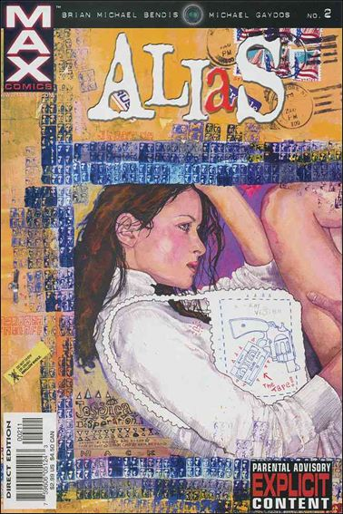 Alias (2001) 2-A by Max