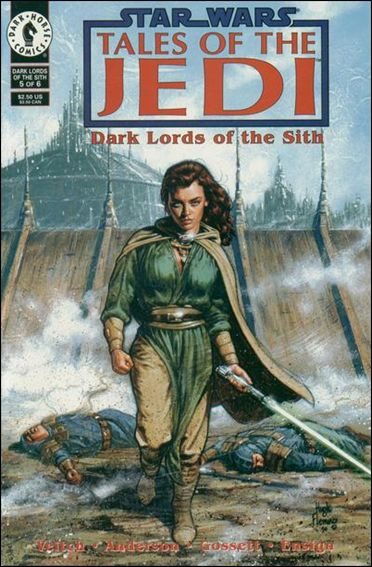 Star Wars: Tales of the Jedi - Dark Lords of the Sith, Book One 5-A by Dark Horse