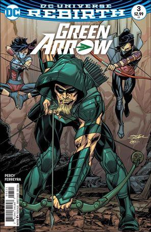 Green Arrow (2016) 3-B