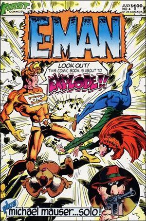E-Man (1983) 4-A