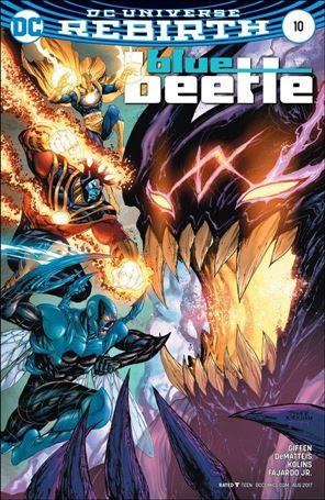 Blue Beetle (2016) 10-B