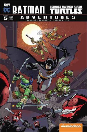 Batman/Teenage Mutant Ninja Turtles Adventures 5-B