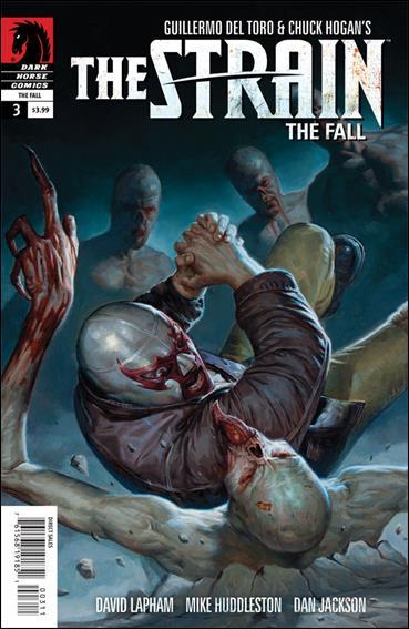 Strain: The Fall 3-A by Dark Horse