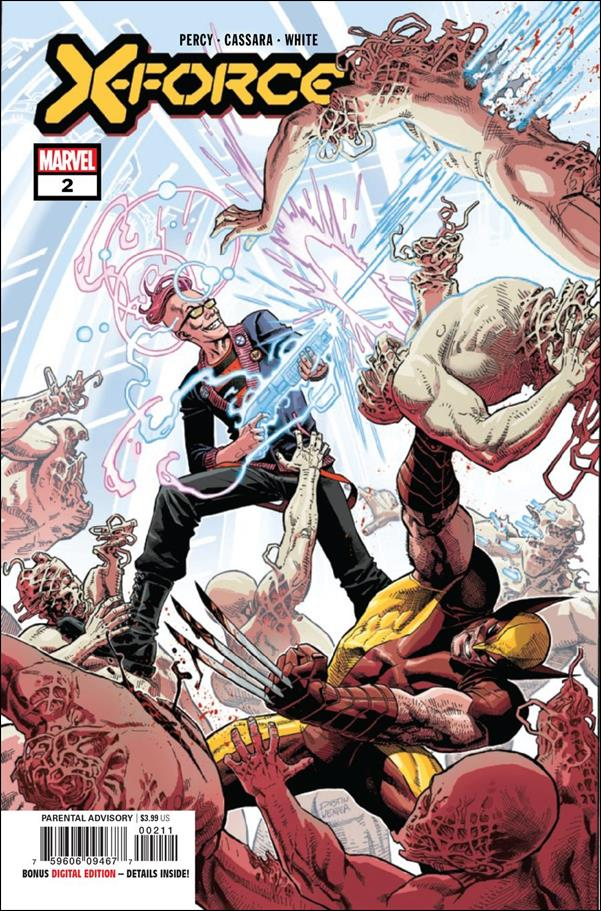 X-Force (2020) 2-A by Marvel
