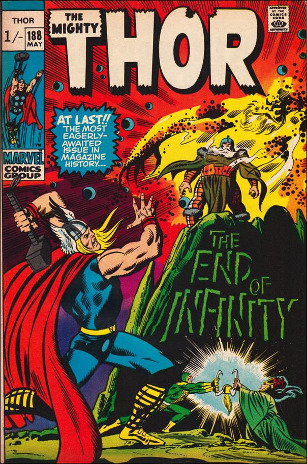 Thor (1966) 188-B by Marvel