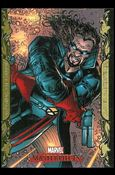 2007 Marvel Masterpieces (Parallel Gold Border Base Set) 8-A