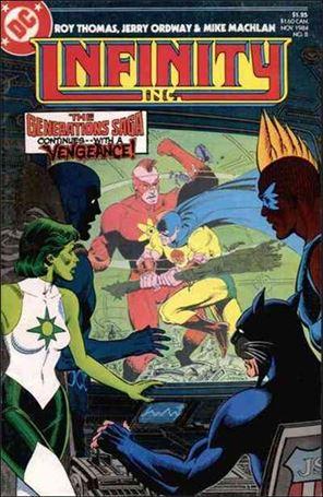 Infinity Inc. (1984) 8-A