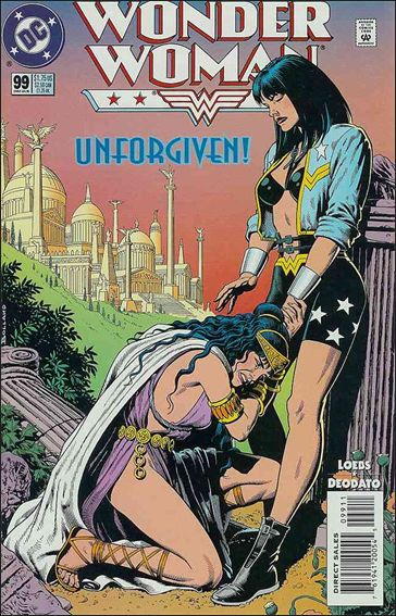 Wonder Woman (1987) 99-A by DC