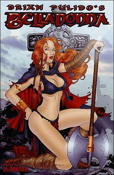 Belladonna (2007) 0-C by Avatar Press