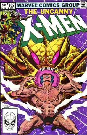 Uncanny X-Men (1981) 162-A