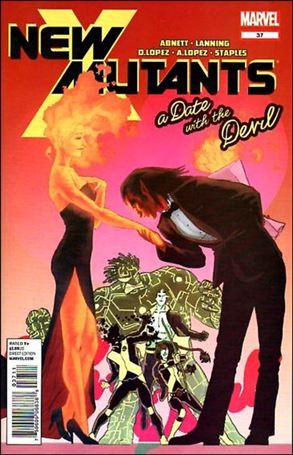 New Mutants (2009) 37-A