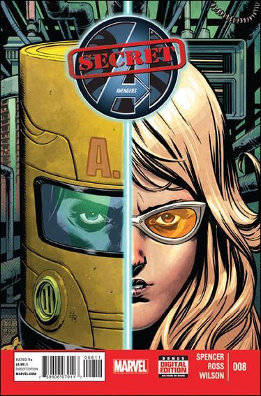 Secret Avengers (2013) 8-A by Marvel