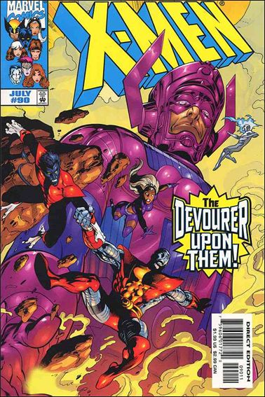 X-Men (1991) 90-A by Marvel
