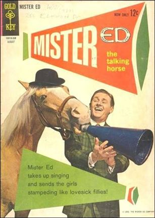 Mr. Ed, The Talking Horse 4-A
