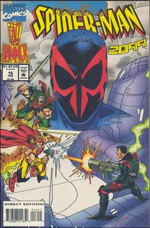 Spider-Man 2099 (1992) 16-B