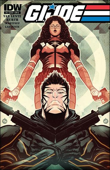 G.I. Joe (2013) 3-A by IDW