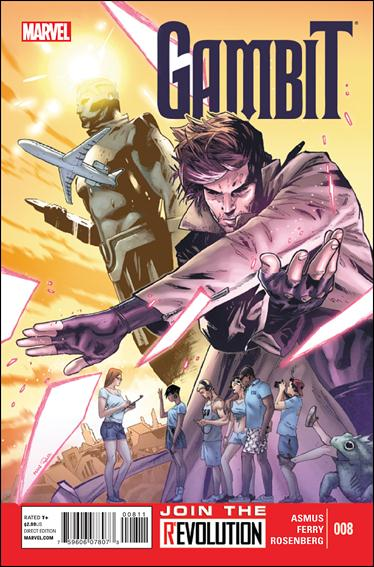 Gambit (2012) 8-A by Marvel