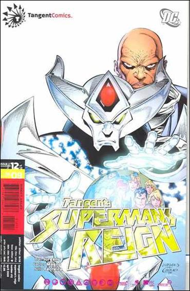 Tangent: Superman's Reign 12-A by DC