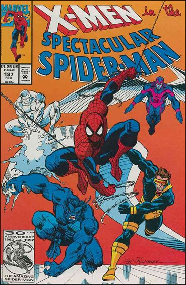 Spectacular Spider-Man (1976) 197-A by Marvel