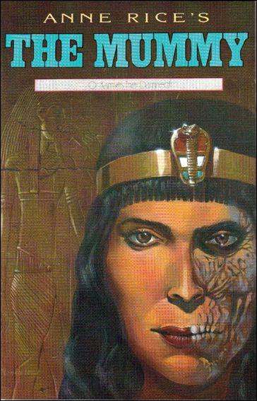 Anne Rice U0026 39 S The Mummy Or Ramses     6 A  Jun 1991 Comic