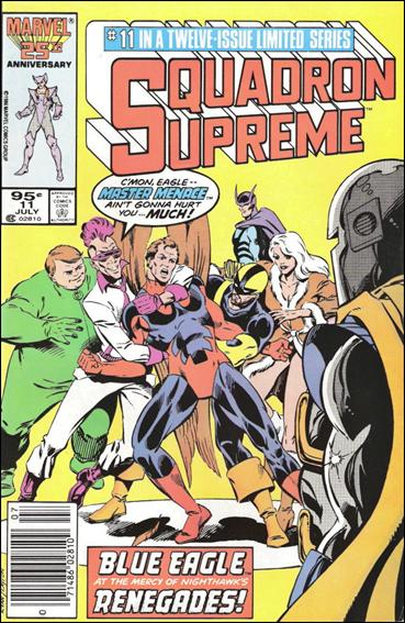 Squadron Supreme (1985) 11-B by Marvel