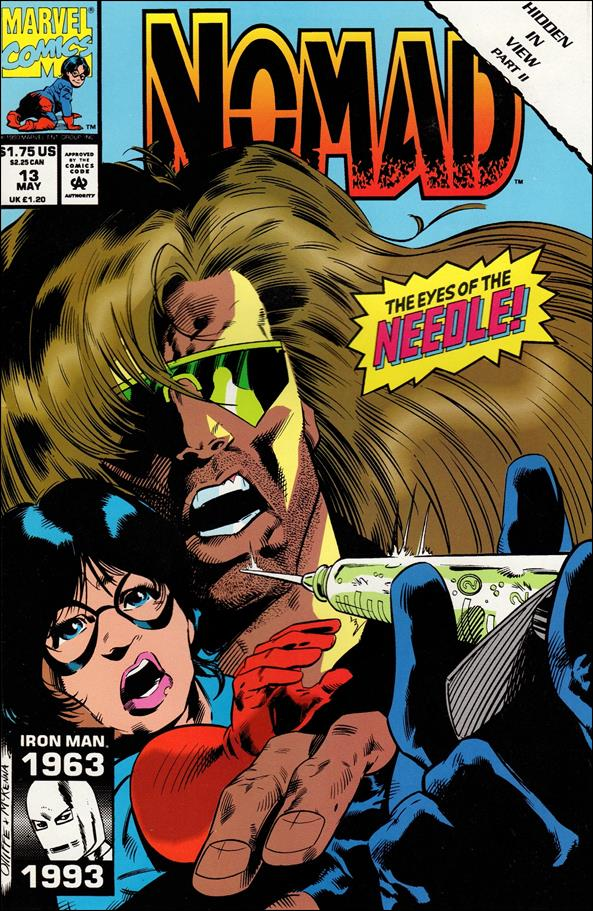 Nomad (1992) 13-A by Marvel