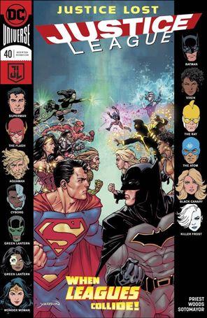 Justice League (2016) 40-A