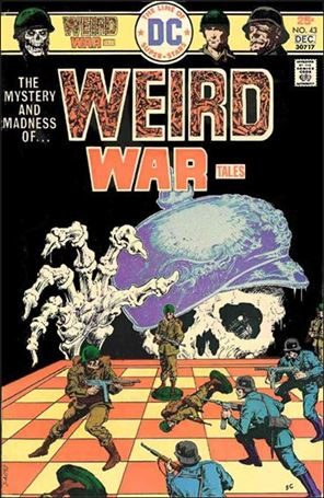 Weird War Tales (1971) 43-A