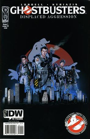Ghostbusters: Displaced Aggression 1-B
