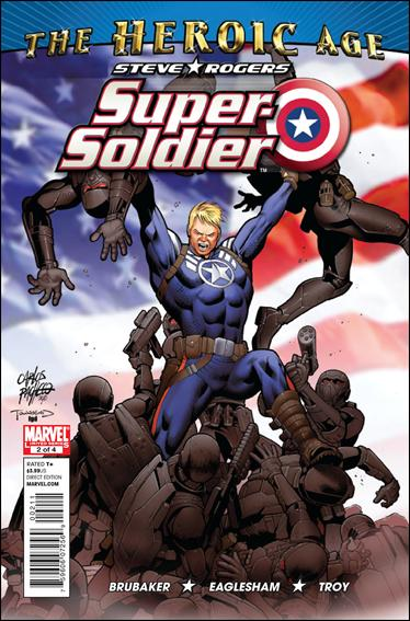 Steve Rogers: Super-Soldier 2-A by Marvel