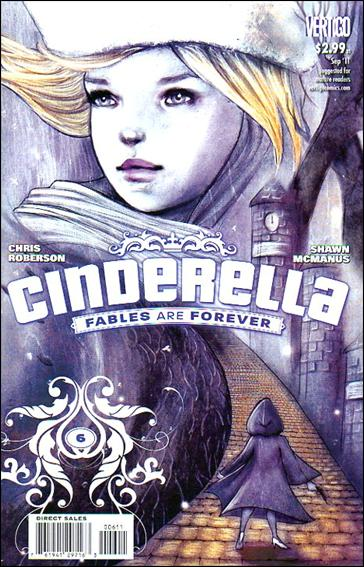Cinderella: Fables Are Forever 6-A by Vertigo