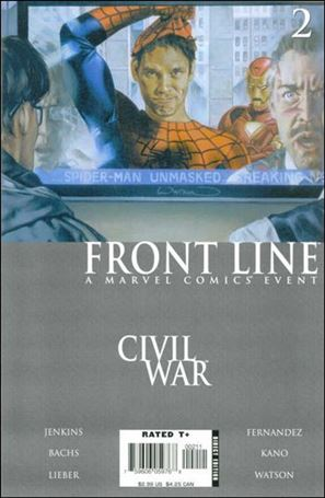 Civil War: Front Line 2-A