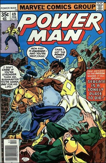 Power Man 49-A by Marvel