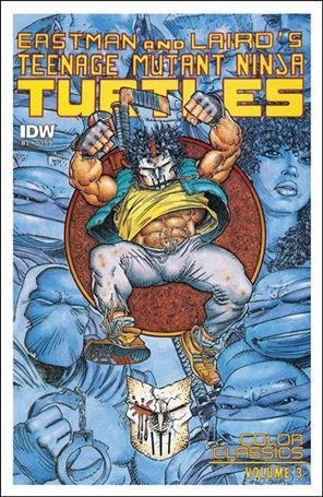 Teenage Mutant Ninja Turtles Color Classics Vol. 03 1-A