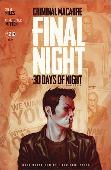 Criminal Macabre: Final Night - The 30 Days of Night Crossover 2-A by Dark Horse
