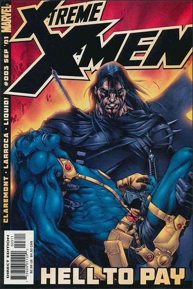 X-Treme X-Men (2001) 3-A by Marvel