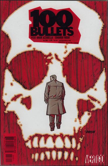100 Bullets 58-A by Vertigo