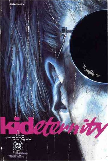 Kid Eternity (1991) 1-A by DC