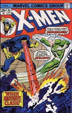 X-Men (1963) 93-A