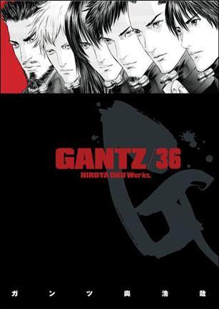 Gantz 36-A