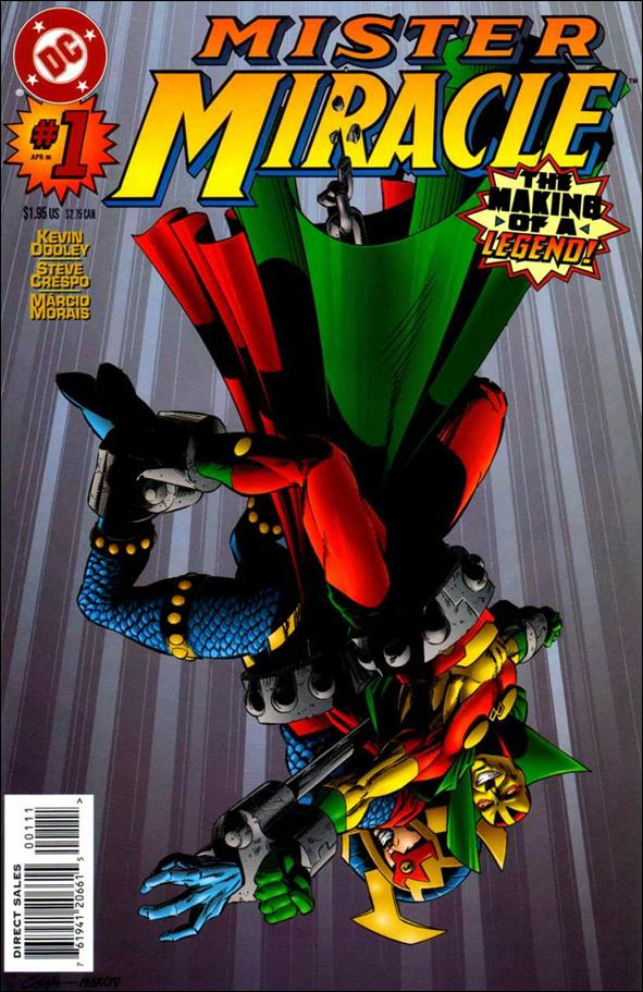 Mister Miracle (1996) 1-A by DC