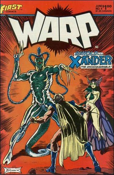 Warp 4-A by First