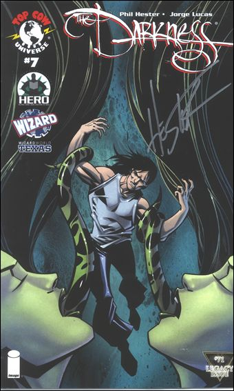 Darkness (2007) 7-C by Top Cow