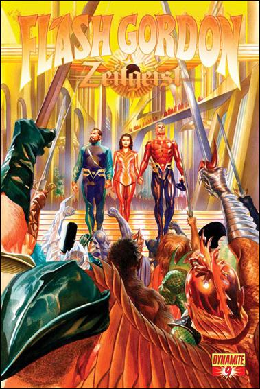 Flash Gordon: Zeitgeist 9-A by Dynamite Entertainment