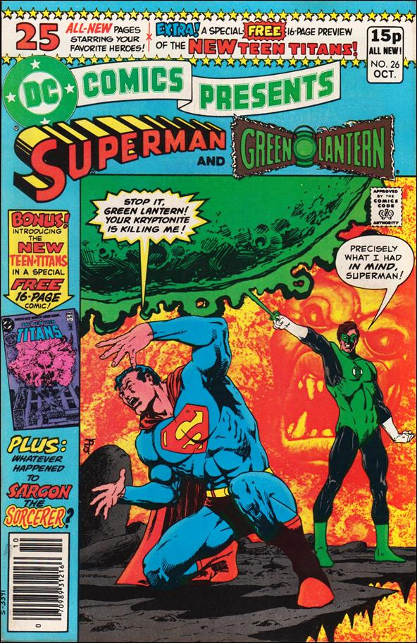 DC Comics Presents 26-B by DC