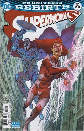 Superwoman 12-B