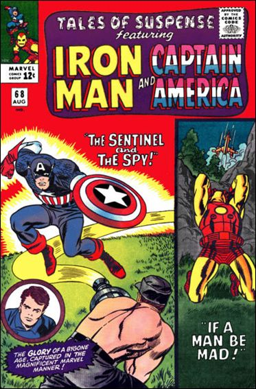 Tales of Suspense (1959) 68-A by Marvel