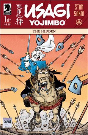 Usagi Yojimbo: The Hidden 1-A